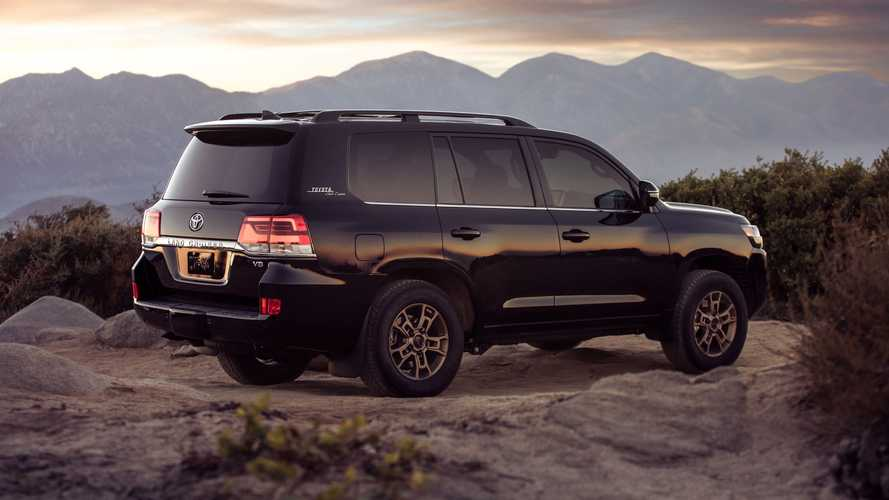 Toyota Land Cruiser Done For After 2021: Report