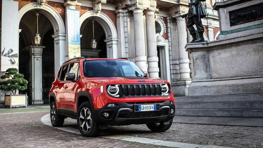 Primera prueba Jeep Renegade 4xe 2020: llega el híbrido enchufable