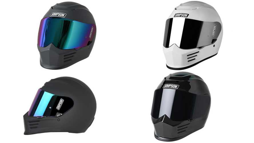 New Simpson Speed Bandit Offers Old-School Looks, Modern Features, Great Pricing