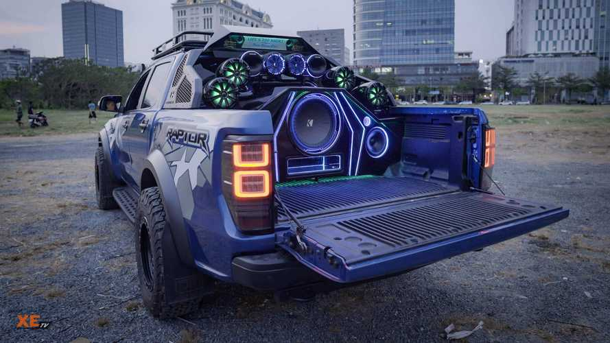 This Ford Ranger Raptor Has Upgrades Definitely Not For Everyone