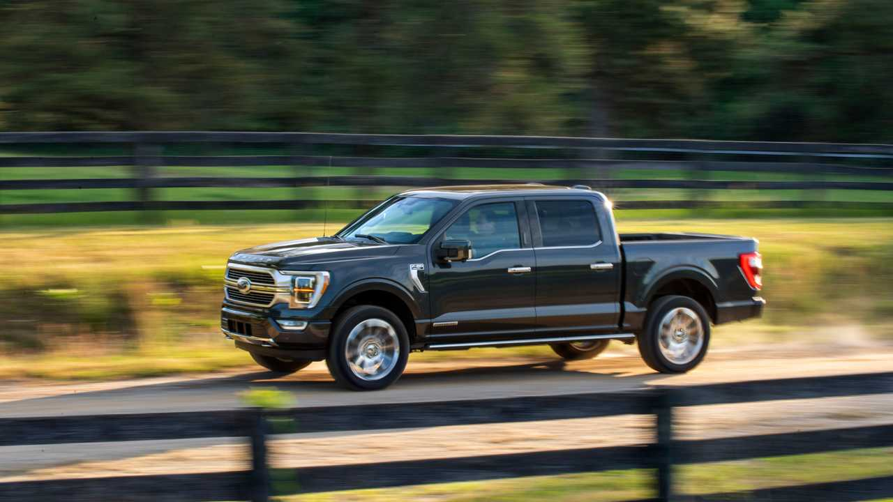 2021 Ford 150 Ratings