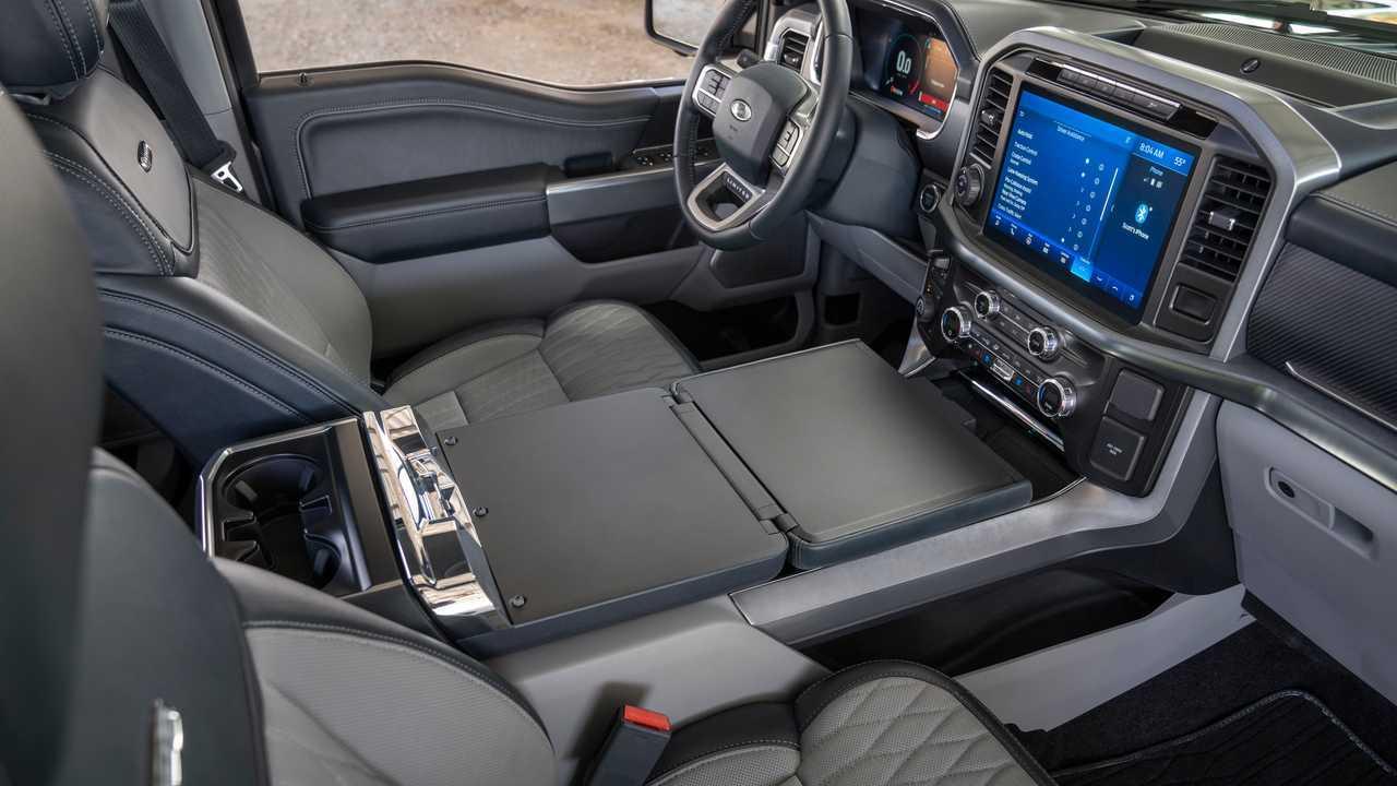 Ford Divulga Detalhes Da Nova F 150 Hibrida Que Tem 436 Cv De Potencia