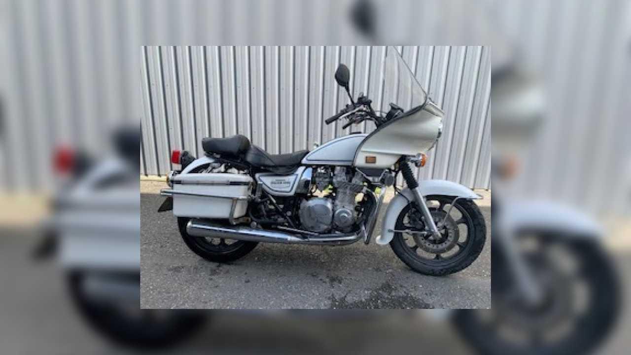 1995 Kawasaki KZP