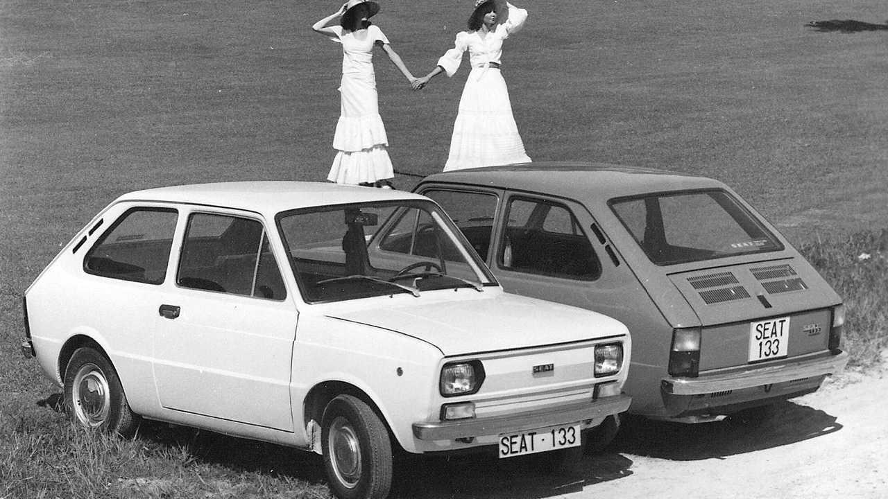 SEAT 133 (1974-1979)