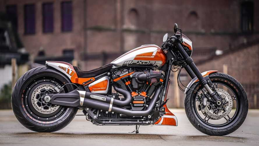 Thunderbike ONE 17: Harley-Davidson Softail FXDR