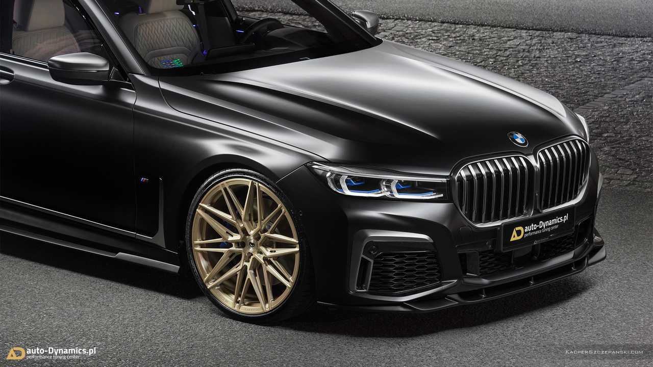 BMW M760Li xDrive By Auto-Dynamics