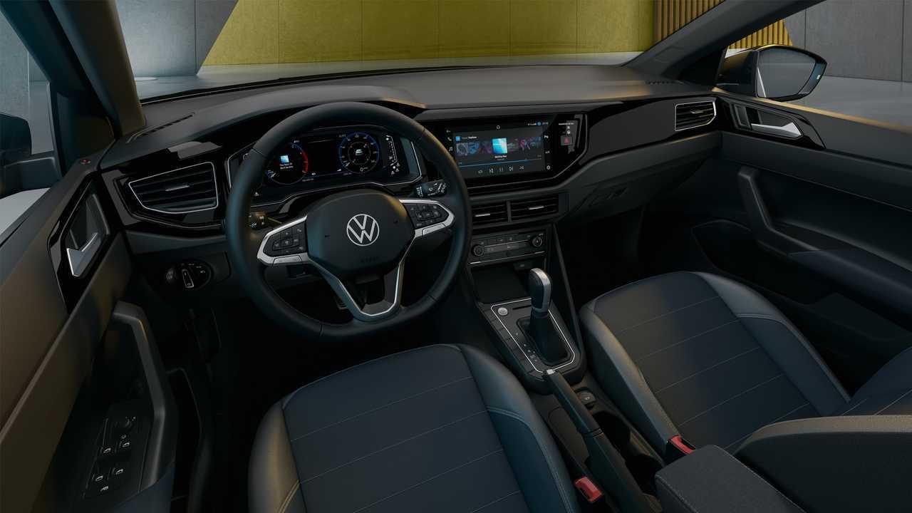 Volkswagen Nivus 2021 - Fotos oficiais