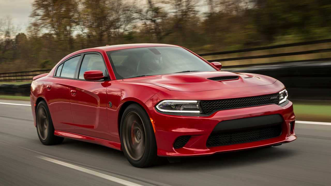 2015-Present Dodge Charger Hellcat