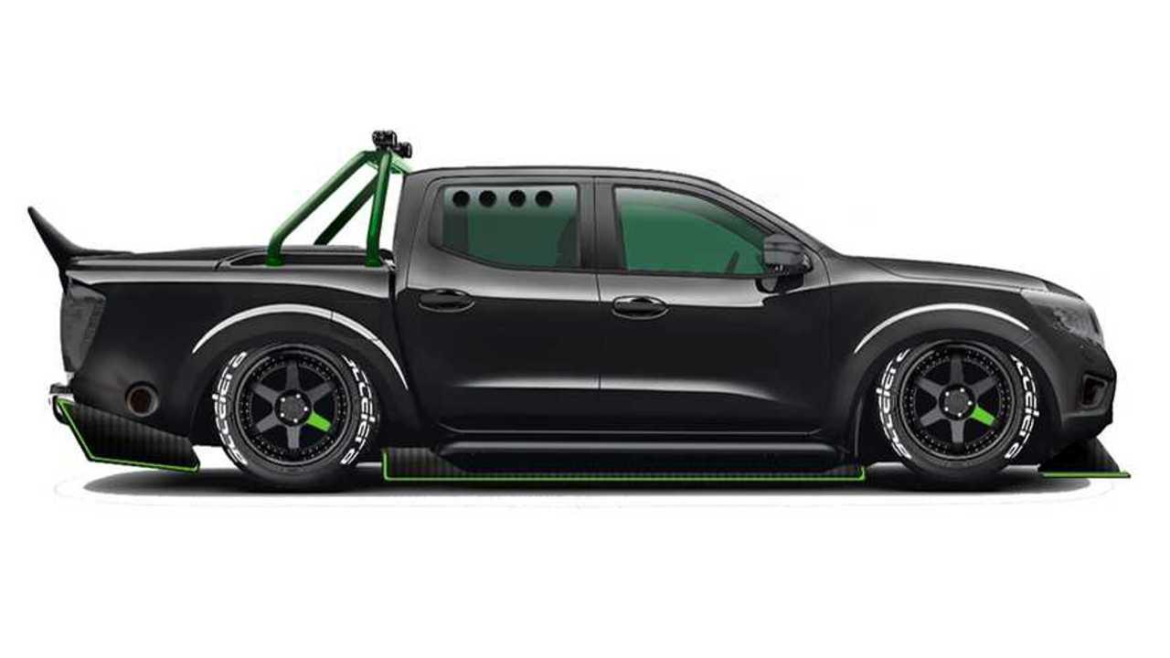 Nissan Navara-R (SB Motorsport)