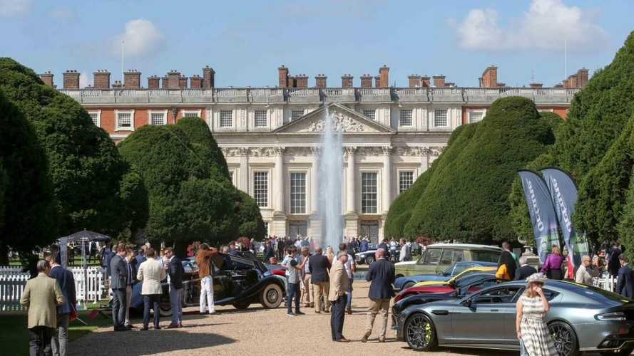 Preview: Concours of Elegance, Hampton Court Palace