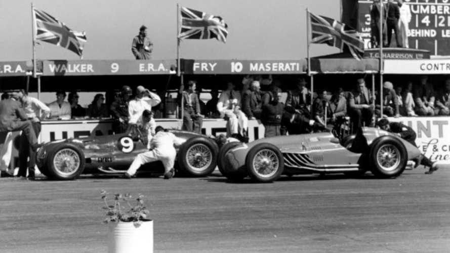 Revival pitlane set for 1950s Silverstone makeover