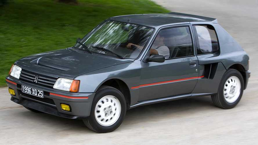 Peugeot 205 T16: A hot hatch unicorn