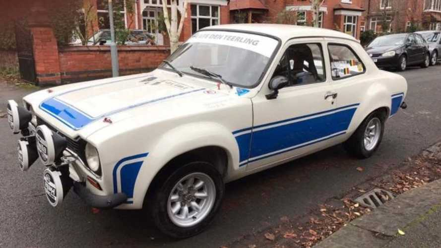 Classifieds Hero: £30k 1972 Ford Escort