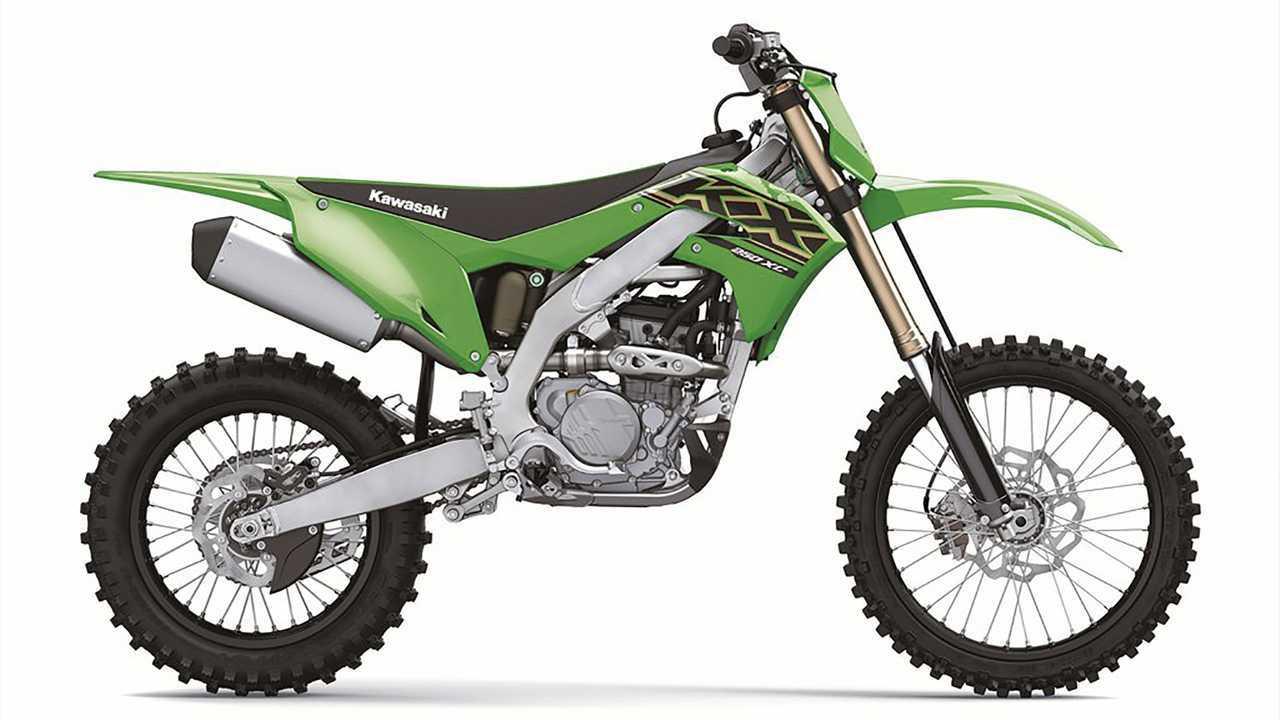 2021 Kawasaki KX250XC