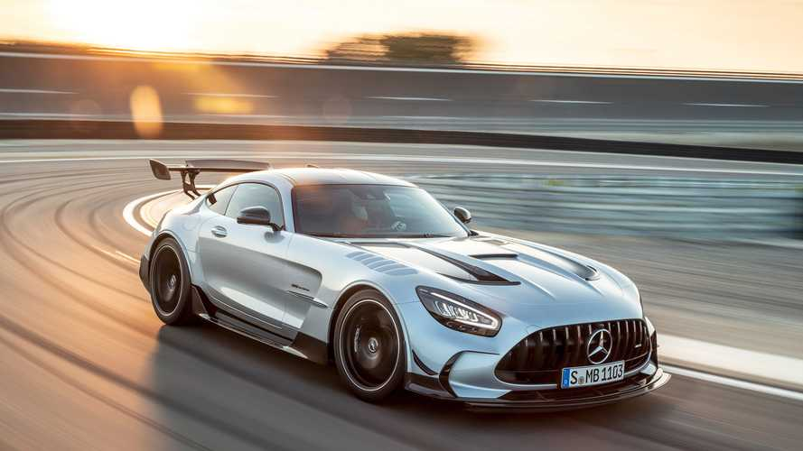 Mercedes-AMG GT Black Series 2020: la bestia V8 alcanza los 730 CV