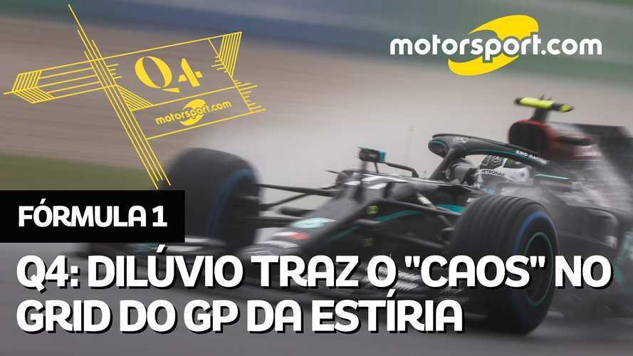 Fórmula 1: Acompanhe AO VIVO o programa Q4 Motorsport.com
