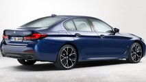 BMW 5 Series Refresh Leaked Images