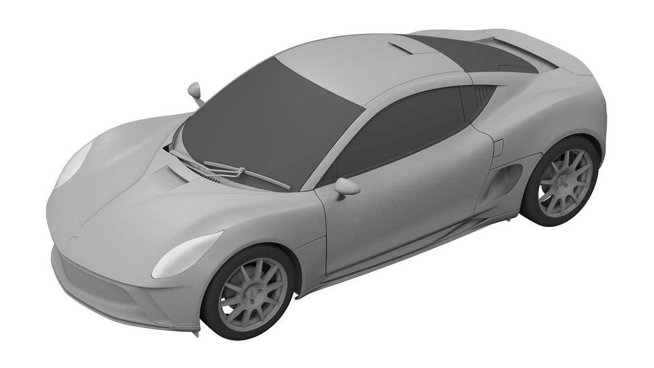 Yamaha Possible EV Design Registration