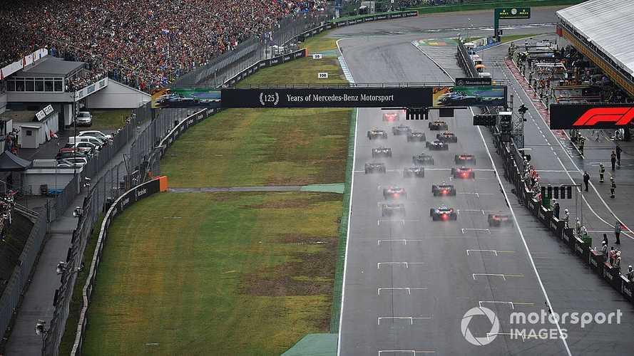 Hockenheim, nueva opción para la F1 2020
