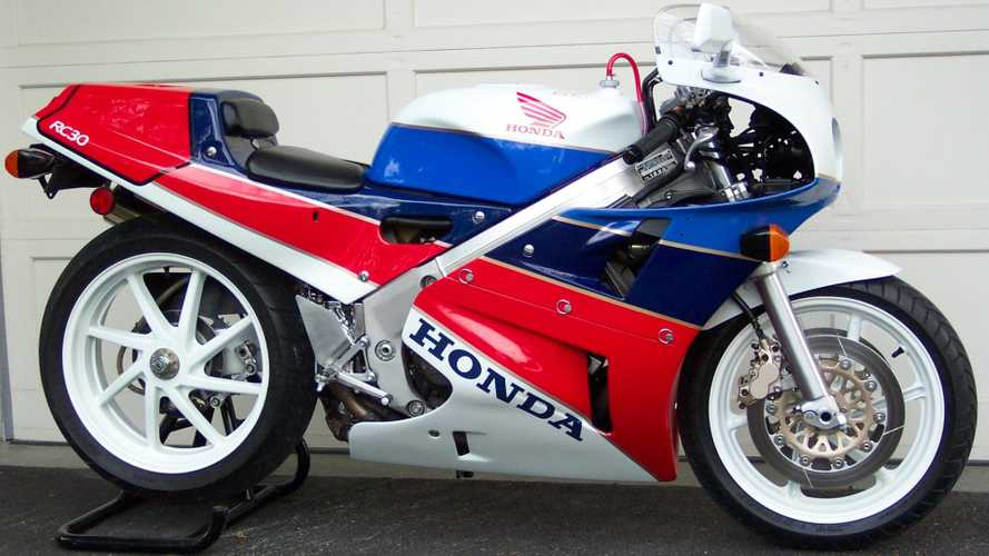 This Honda RC30 Was A Speed Junkie's Dream In 1990