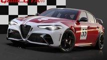 Les livrées de l'Alfa Romeo Giulia GTA