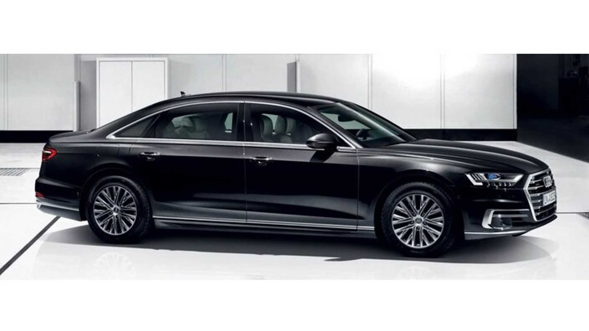 2021 Audi A8 L In Usa Review