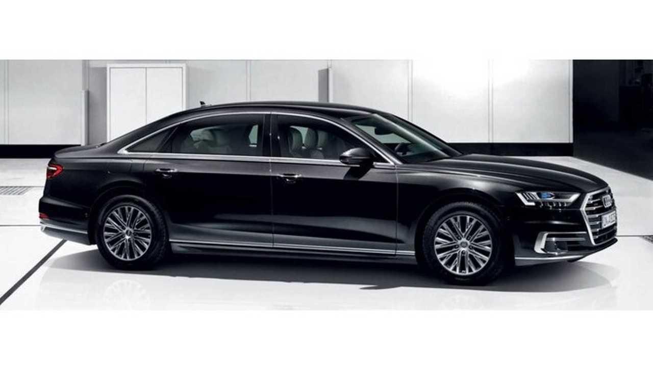20 Audi A20 L Security - 20 Performance