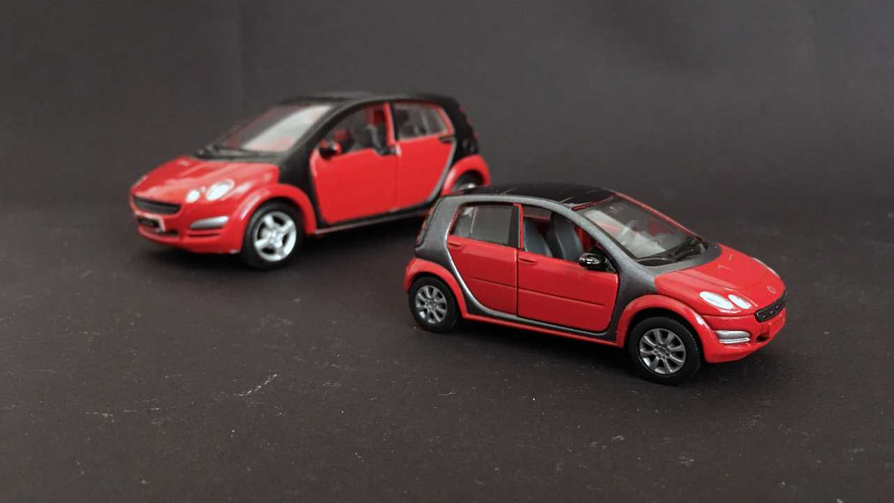 Smart Forfour (454) 1:43/1:35