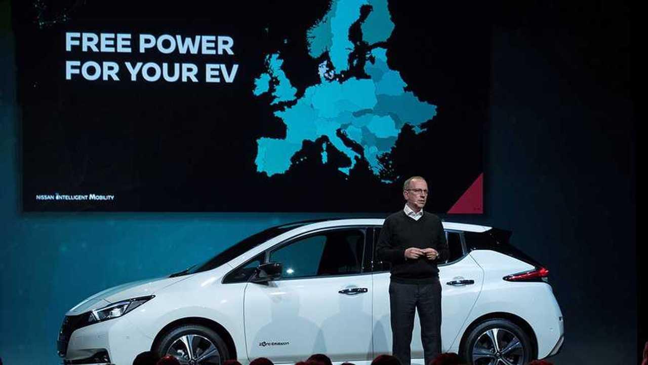 Nissan Futures 3.0: новые электромобили, зарядки, системы хранения энергии и новые миссии Марго Робби