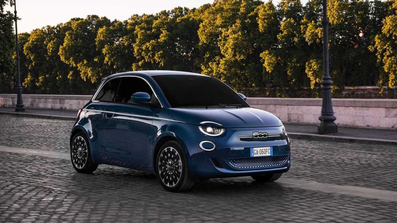 Fiat 500e 'la Prima'