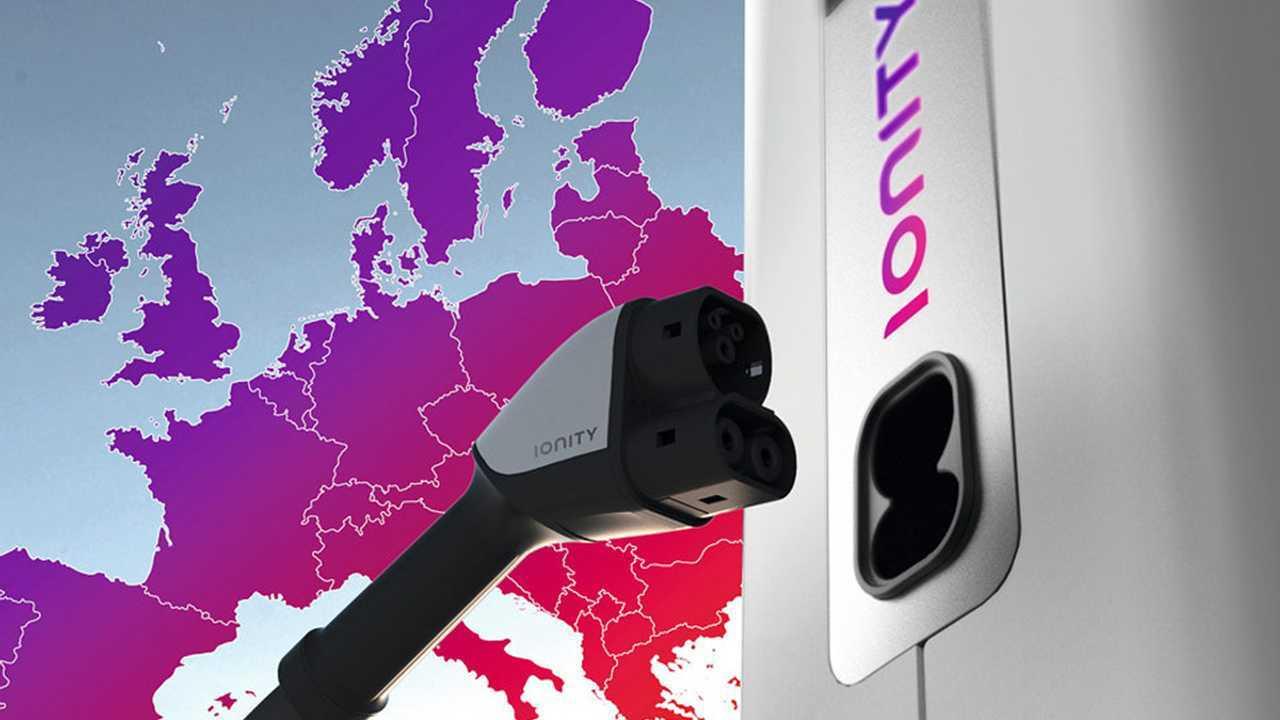 BMW, Daimler, Ford, Audi и Porsche открыли сеть 350-киловаттных зарядок для электрокаров