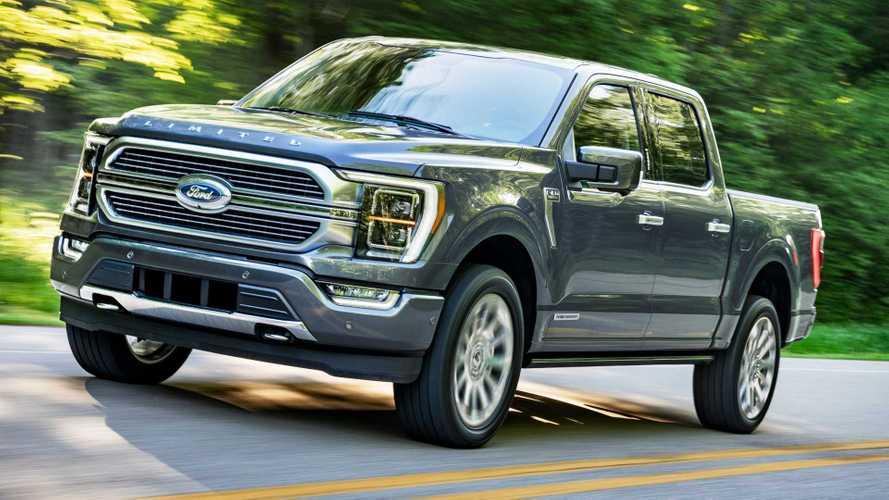 2021 Ford F-150'nin motor yelpazesi açıklandı