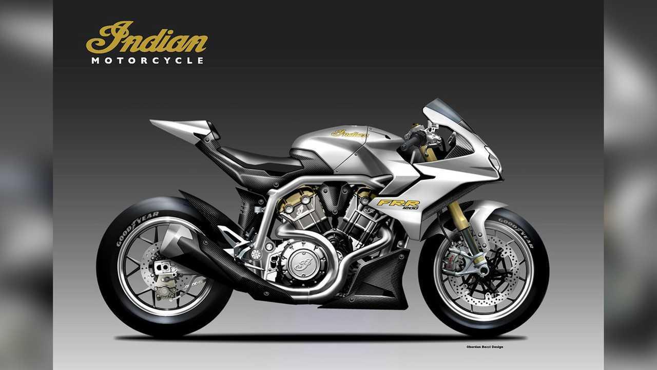 Indian FRR 1200 Design Oberdan Bezzi