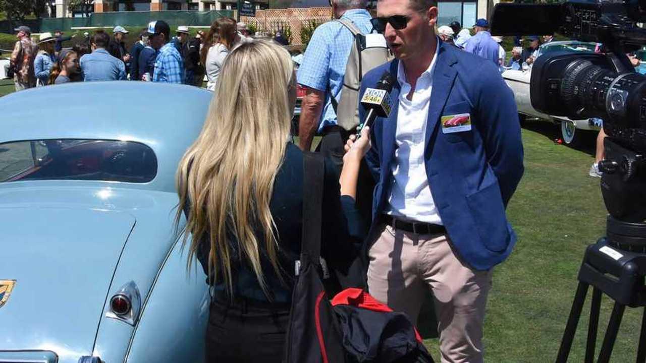 Pebble Beach Blog: DM Historics on having a concours car judged