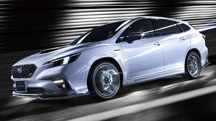 2022 Subaru Levorg To Get The New WRX's 2.4-liter Engine: Report