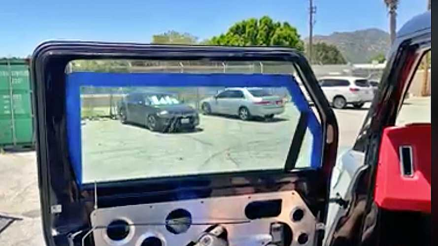 Glickenhaus Shows Off Power Window Mechanism That Can Survive Baja 1000