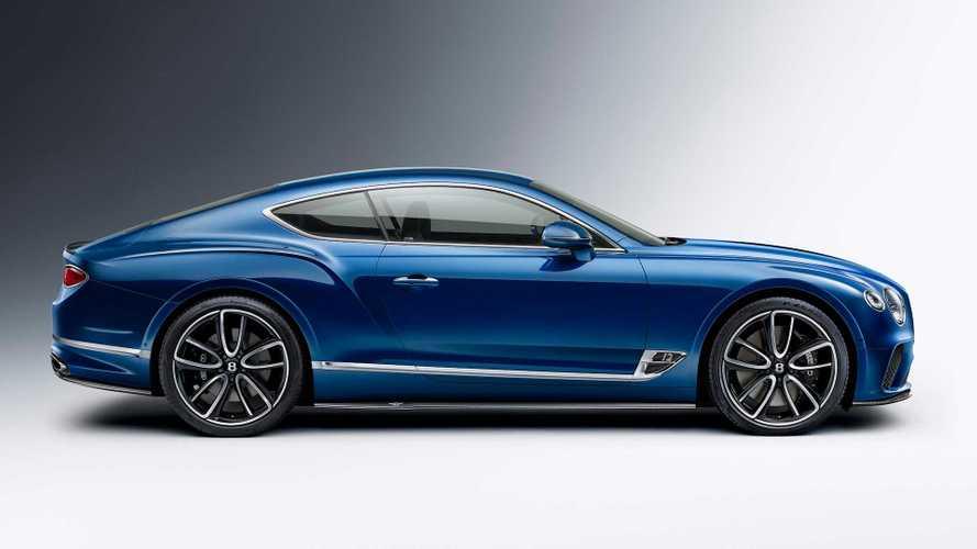 Bentley Continental GT, Bentayga Get Cool Carbon Fiber Upgrade