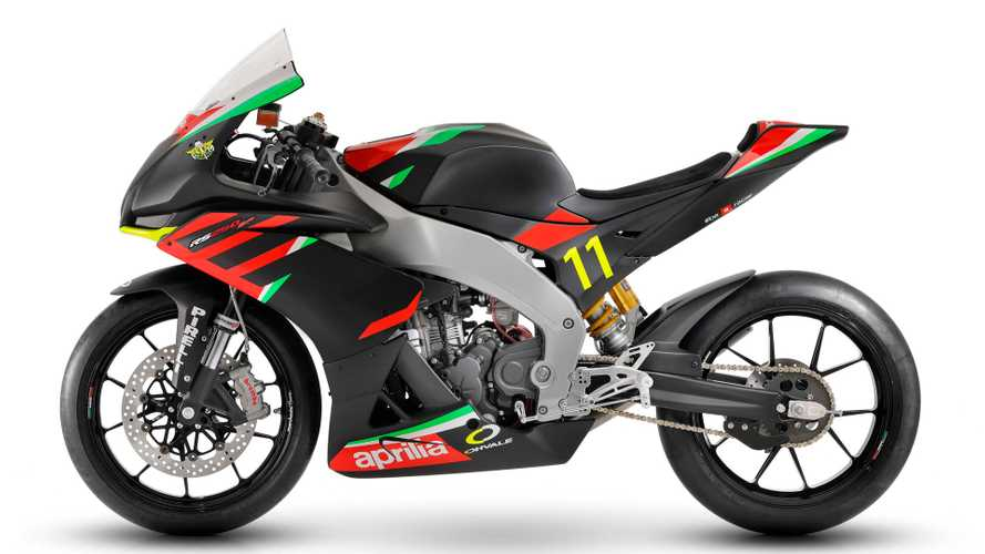 Aprilia Announces Pricing For Track-Only RS250 SP