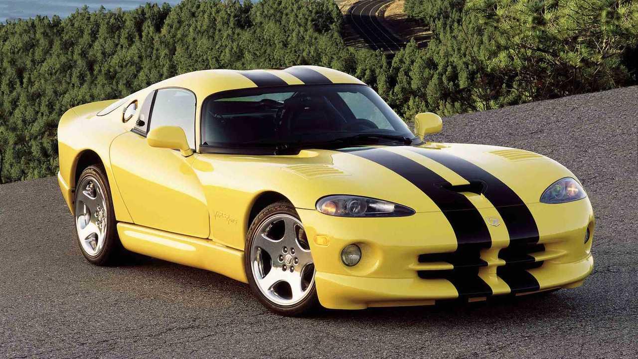 Dodge Viper RT/10 / GTS
