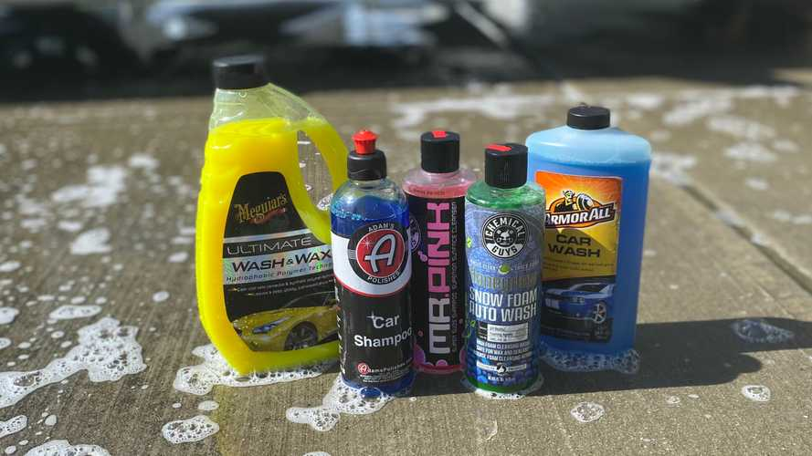 The 5 Best Car Wash Soaps (2020 Review)