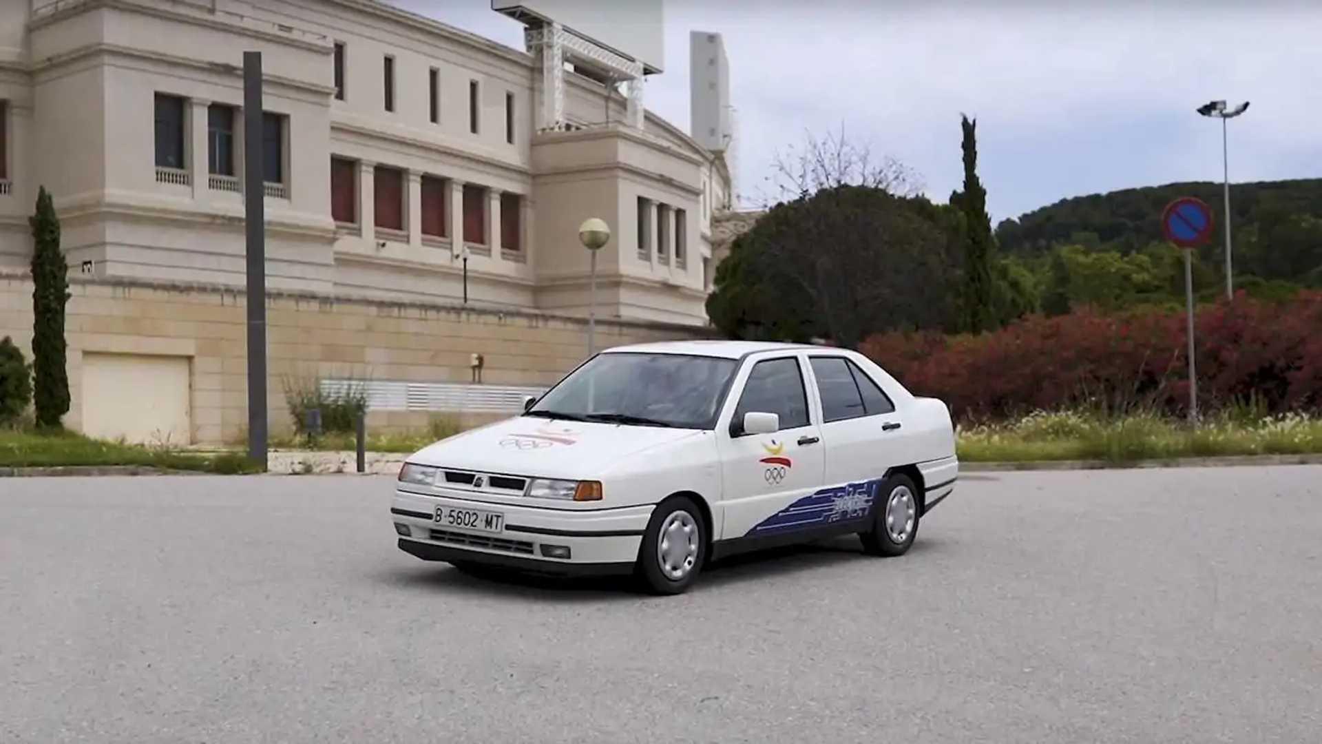 SEAT Toledo Electric (1992)