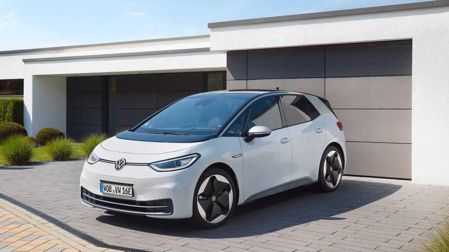 Volkswagen: 85% dos compradores do ID.3 nunca tiveram um carro da marca