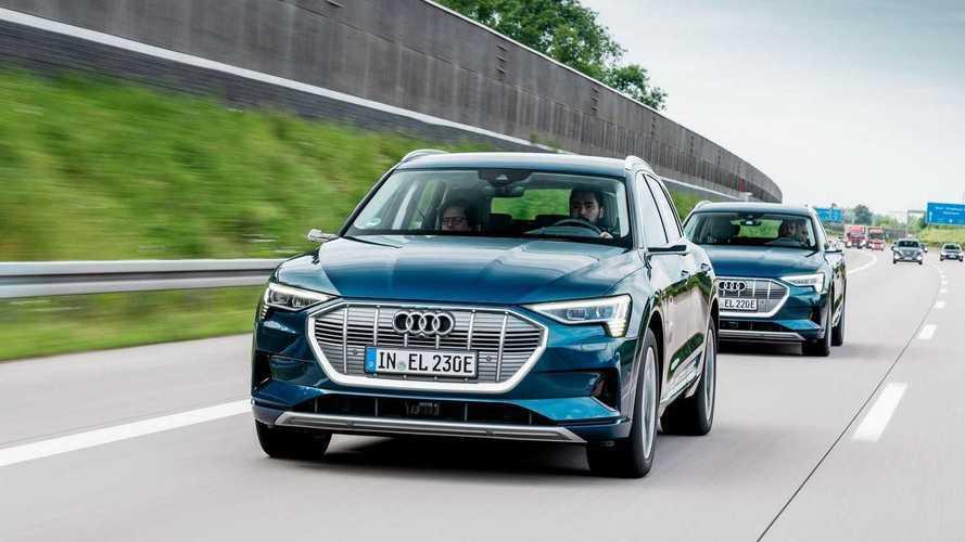 Recém-lançado no Brasil, Audi e-tron já é o SUV elétrico mais vendido na Europa