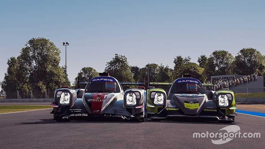 Históricas 24 Horas de Le Mans Virtuales con podio español