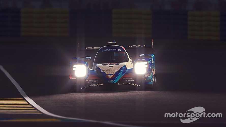 24H Le Mans Virtuales: dos españoles en podio a falta de 6 horas
