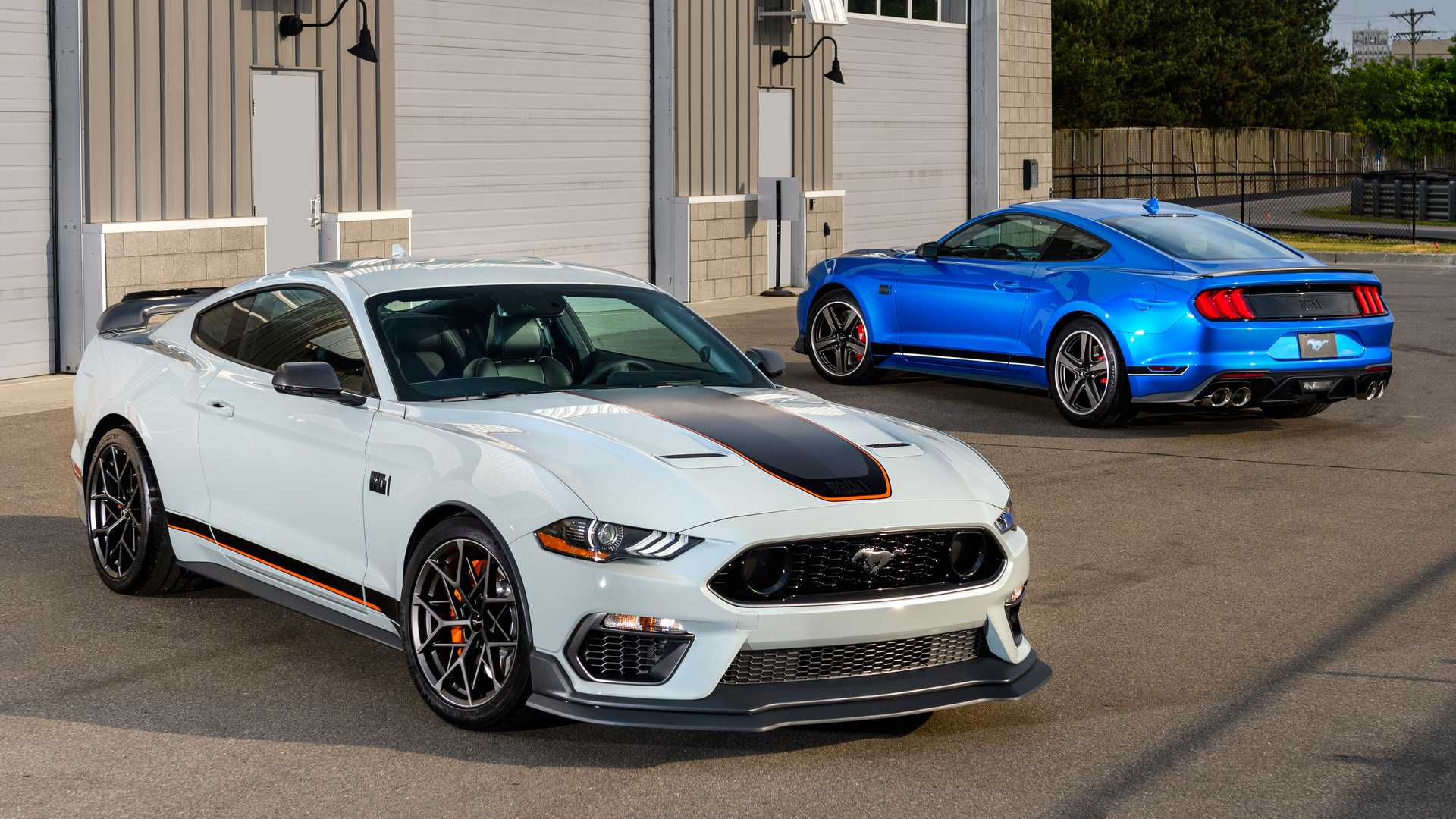 2020 Mustang Mach 1 New Model and Performance