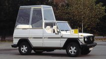 40 Jahre Mercedes 230 G