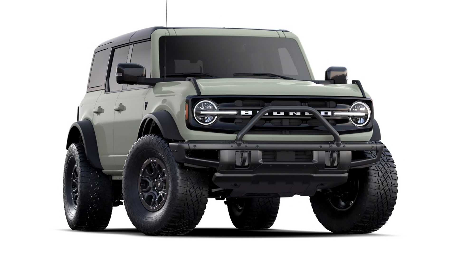 2021 Ford Bronco Bronco Sport First Editions Not Coming To Canada