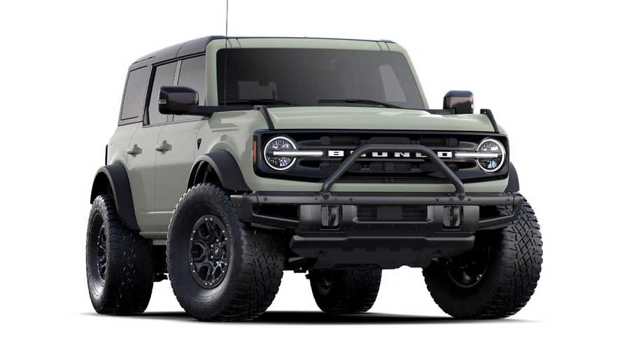 2021 Ford Bronco First Edition Reservations Run Out Within Hours