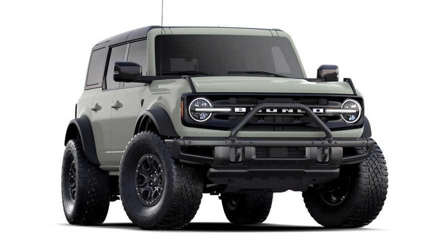 Ford удвоил объемы выпуска «стартового» Bronco